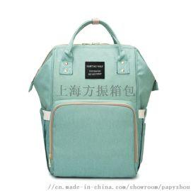 上海箱包专业定制大容量多功能母婴收纳包妈咪包