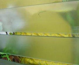 百叶窗玻璃