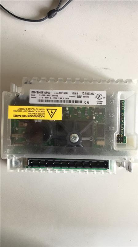 科尼 SWF 法兰泰克葫芦配件变频器 DMCS007F10P00 48V 52272627