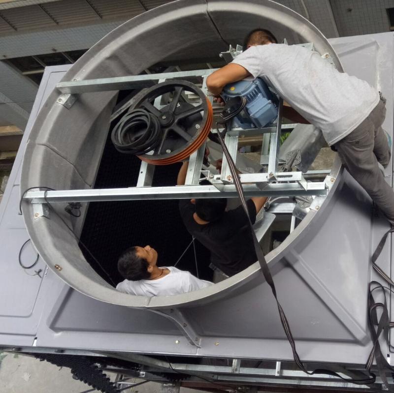 上海中央空調冷卻塔維護 清洗 專業 快速 先維修 後付費 放心