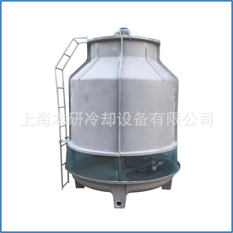 廠家直銷工業型高效冷卻水塔 耐高溫逆流式冷卻塔 圓形冷水塔批發