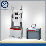 WAW-600kn微機控制電液伺服萬能材料拉力試驗機