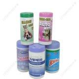 灌装清洁湿巾生产厂厂家_湿巾新价格_供应多规格出口灌装清洁湿巾