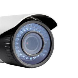 海康威视DS-2CD2610FD-I 130万红外夜视定焦防水筒型网络摄像机