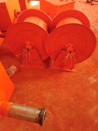 弹簧式电缆卷筒 电磁铁用电缆卷筒 电缆卷线器滚线筒