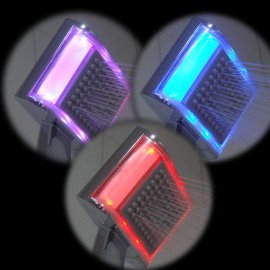 LED温控灯光花洒(MTMC-2132S)