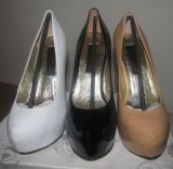 欧美外贸女鞋来样定做加工代工生产