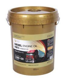 修复压力王CH-4/SJ 20W-50润滑油
