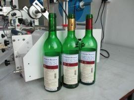 半自动圆瓶贴标机 红酒贴标机