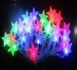 热 LED五角星装饰灯