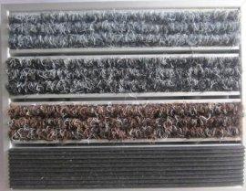 深圳铝合金地垫找华亚地毯厂 铝合金地毯底价批发