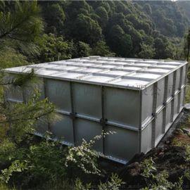 五屹yi装配式玻璃钢水箱组合水箱