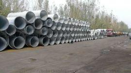 出口波纹管涵钢制波纹出口厂家