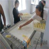 奶酪条上浆机 尚品玉米卷浸浆机 奶酪上浆机设备