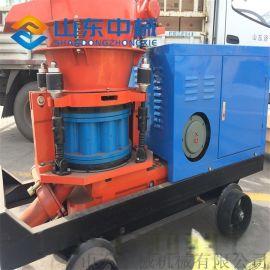 湿式喷浆机 5立方混凝土机械湿式喷浆机 建筑用水泥喷射机