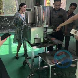 肉饼成型机,蔬菜饼成型机,可换多种样式模具的成型机
