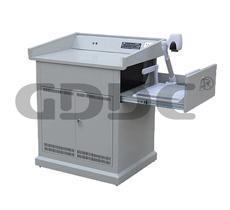 DMT3000A多媒体讲台,钢制讲桌,电脑平台
