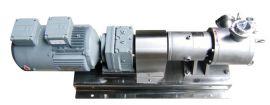 亿喜特LS-SP系列固定式正弦泵 不锈钢正弦泵 卫生级输送泵 卫生泵