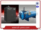 硫化罐加温硫化用150KW全自动电蒸汽锅炉 全自动立式电蒸汽锅炉