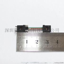 [荟创]带纤MPO MPO带纤跳线 带纤低损耗MPO光纤跳线