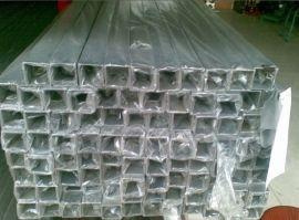 广东201不锈钢装饰管 地铁护栏用不锈钢方管