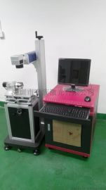 供应10W/20W/30W铜鼻子全新光纤激光打标机镭雕机