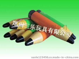 充气铅笔运动会器材   长沙运动会拓展培训器材