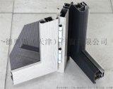 廣東鋁型材LV-100系列斷橋鋁防盜網一體窗