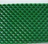 环形PVC白色砖石纹输送带