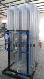 弘创牌撬装式氧气空温气化减压装置
