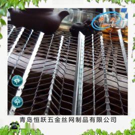 厂家供应免拆模板网 有筋扩张网中空内模金属网