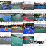 杭州悬浮式拼装地板