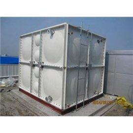 包头厂家直销玻璃钢水箱 不锈钢水箱