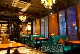 茶餐厅桌椅 茶餐厅家具 茶餐厅沙发