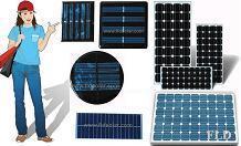 单晶50W太阳能板 多晶100W太阳能板