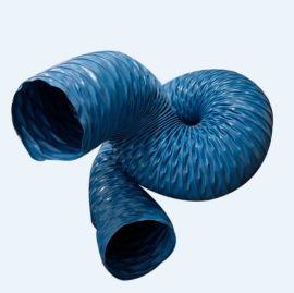 厂家定制山东地区环保设备  160mm排气除尘焊烟软管 PVC伸缩臂软管
