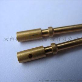 厂家供应精密机械零件加工 走心机加工 非标铜件加工 铜件加工件