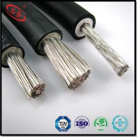 光伏电缆 VDE-AR-E 2283-4:2011 PV1-F单芯 6平方 辐照交联光伏线缆