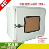 厂家直销洁净室机械互锁净化传递窗传递柜传递箱