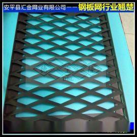 金属幕墙材料 铝板网 装饰网 铝拉伸网片 安平汇金铝板网厂家