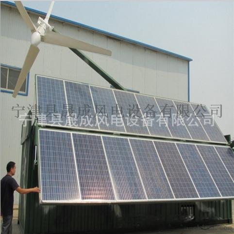 厂家直销500W风力发电机小型照明风力发电机设备