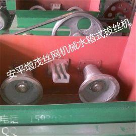 钢筋拔丝机/金属丝拉丝机/水箱式铁丝拔丝机设备/连续式拉丝机