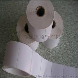 斑马打印机ZebraS4M打印机专用热敏标签纸 不干胶热敏纸80*50
