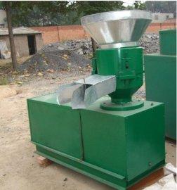 西安镇安平膜造粒机/平膜挤压造粒机/有机肥料生产理想设备