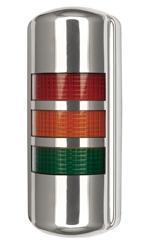 广州可莱特SWT 壁挂式LED半圆形多层信号灯