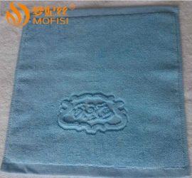 32线染色方巾 儿童 礼品 旅游用洗脸挥手小毛巾 酒店宾馆订制毛巾