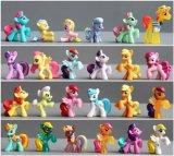 精英玩具厂小马宝莉塑胶玩具