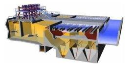 微砂高速沉澱系統