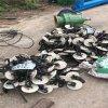 化工颗粒管链输送机 密封式环保管链输送机78