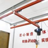 定制生产柔性起重机 自动操作效率高 移动准确柔性起重机